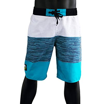 Aqua Marina Division Short Short Pantalon Wakeboard swims Short de bain Surf kiten Blue
