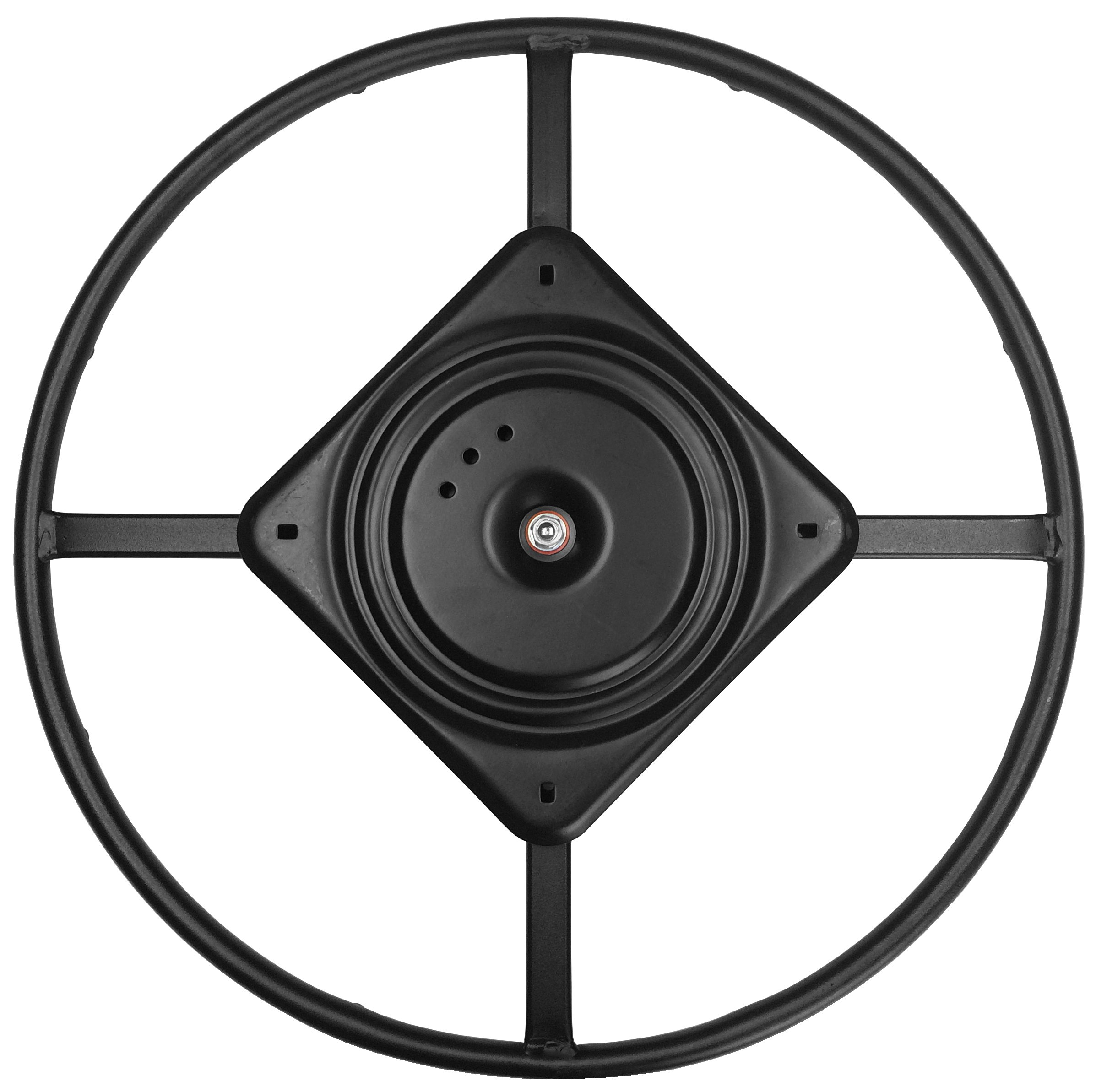 25.5'' Replacement Ring Base w/ Swivel for Recliner Chairs & Furniture, Includes Swivel - S5471-A