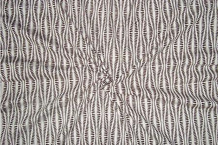 Tela con estampado de bloques Tela India Confección Algodón Tela ...