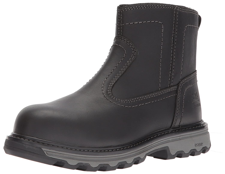 Caterpillar Women's Fragment Nano Toe/Black Industrial and Construction Shoe B01N6X1XZ4 8 W US|Black