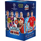 Topps India Match Attax Champions League 2019-20 Edition Cards, Smart Pack