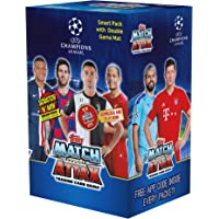 TOPPS India UEFA Champions League Trading Card Game 2019/20 Edition (Smart Pack)