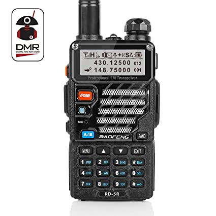 amazon com radioddity x baofeng rd 5r dmr ham amateur two way radio rh amazon com Verizon HTC Incredible 2 Incredibles 2 Void