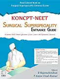 KONCPT-NEET: Surgical Superspeciality Entrance Guide
