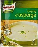 Knorr Soupe Crème D'Asperges 70g Pour 4 Personnes