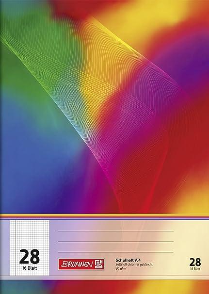 16 Blatt DIN A4 Lineatur 23 5 Herlitz Schulhefte