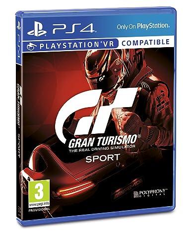 Sony Gran Turismo Sport Edicion Estandar Playstation 4 Sony