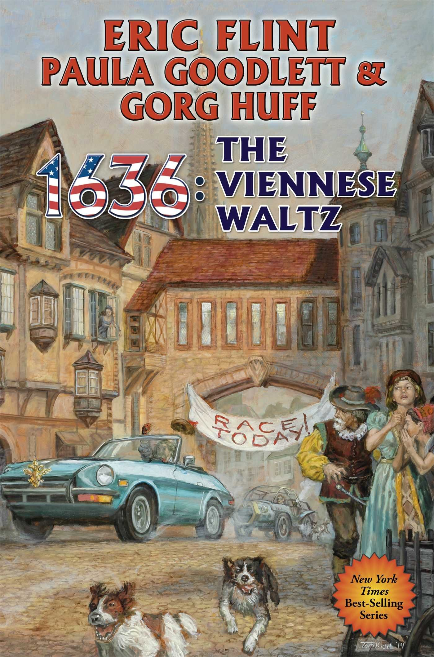 1636: The Viennese Waltz (the Ring Of Fire): Eric Flint, Gorg Huff, Paula  Goodlett: 9781476736877: Amazon: Books