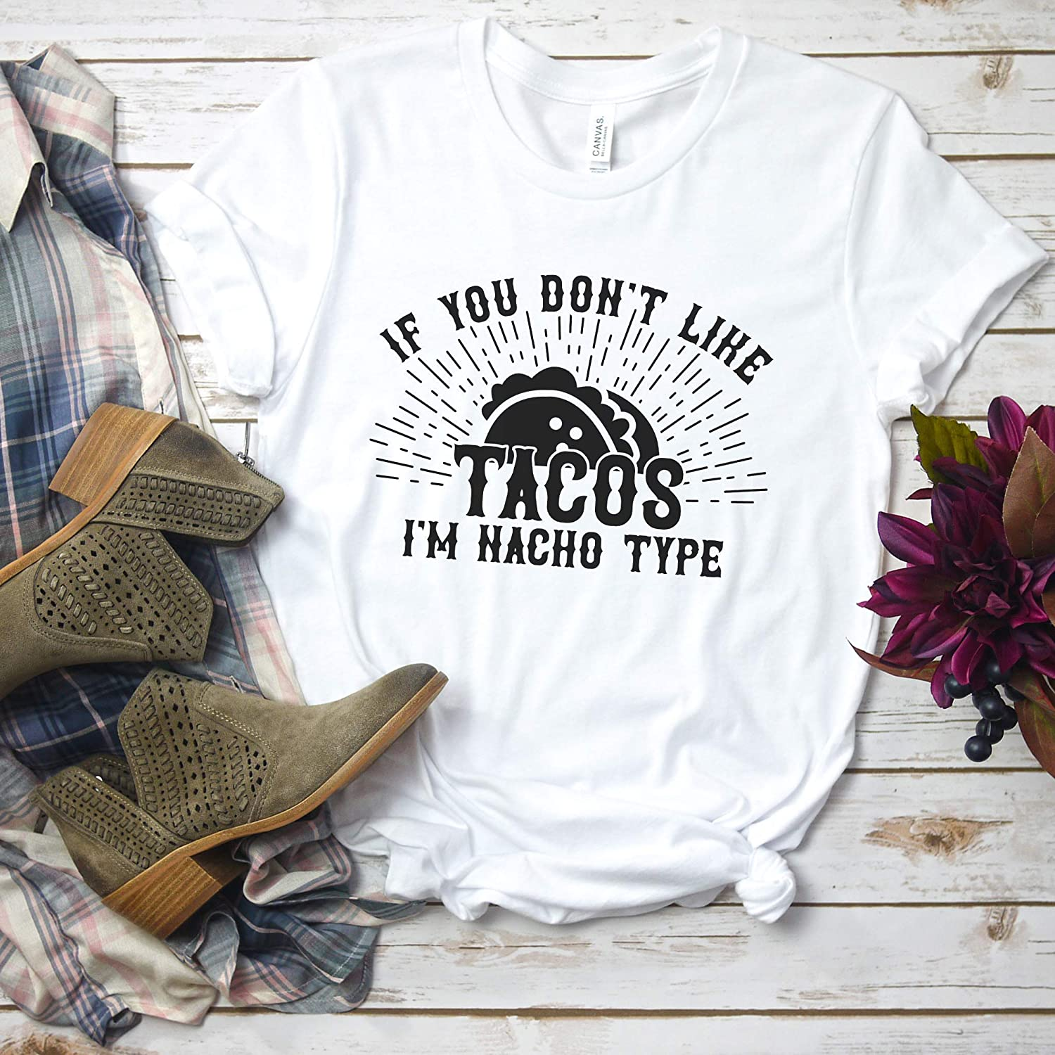 Amazon.com: Funny Cinco de Mayo Graphic T Shirt - If You Don ...