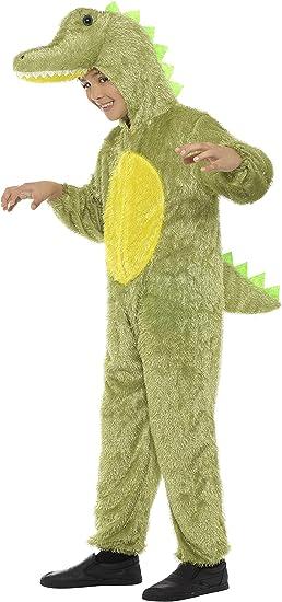 Smiffys 30777 - Disfraz de cocodrilo para niños (4-6 años ...