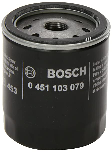 Bosch 451103079, Filtro de Aceite