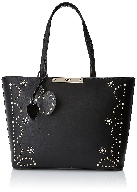 Guess Bags Hobo, Sacs portés épaule Sacs portés épaule femme Noir (Black) 13.5x28x43 cm (W x H L) HWVS6693230