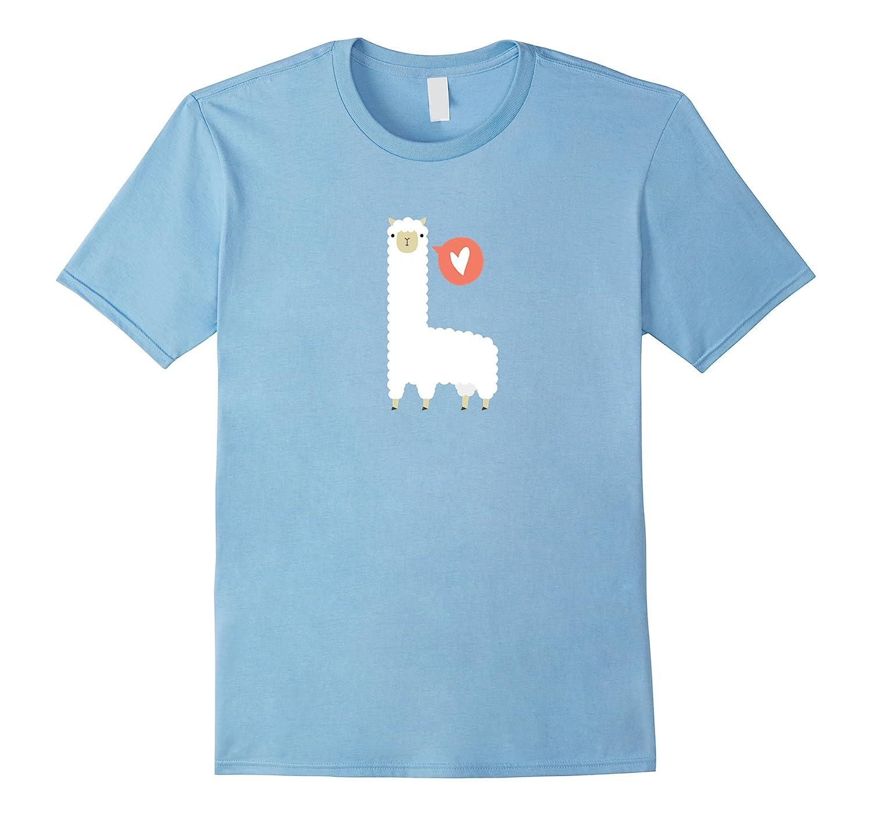 Alpaca Lovers, Love, Heart, Cute, Animal, Farm, LLama,-Art