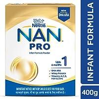 Nestle Nan Pro 1 Infant Formula Powder - 400 g