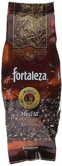 Café FORTALEZA - Café en Grano Mezcla 70/30 - 1