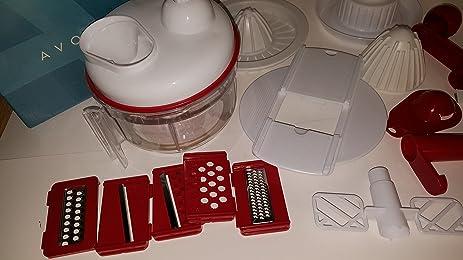 amazon com avon home essentials food prep machine with attachments