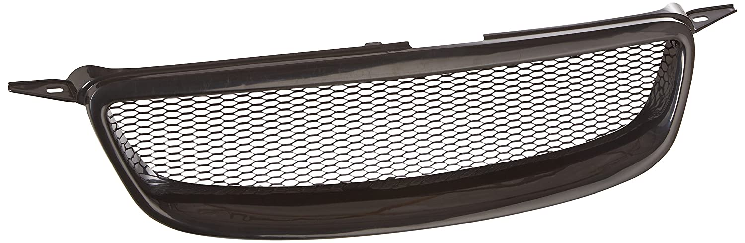 Spec-D Tuning HG-COR02TR Toyota Corolla Ce S Le Black Mesh Front Grill Grille
