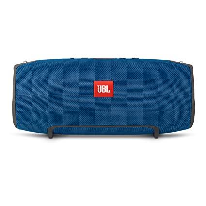 63a321f11 Amazon.com  JBL Xtreme Portable Wireless Bluetooth Speaker (Blue)   Electronics
