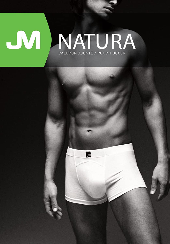 JM Natura Pouch Boxer White