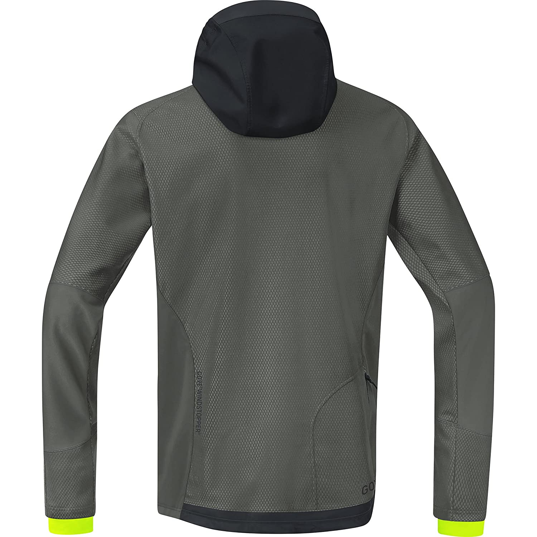 Gore Wear, Hombre, Chaqueta Cortavientos de Ciclismo, Gore C3 Gore Windstopper Urban Jacket, 100049