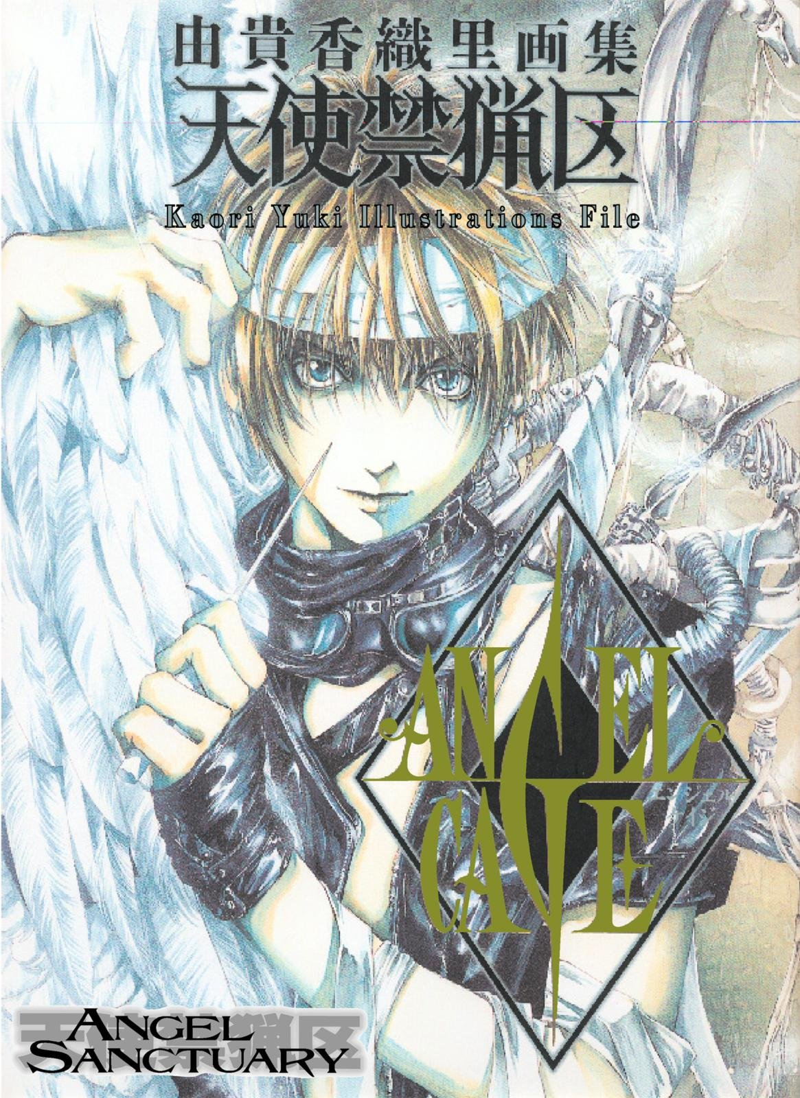 Angel Sanctuary Artbook. Angel Cage. (Allemand) Broché – 31 mai 2002 Lion Feuchtwanger Carlsen Verlag GmbH 3551764735 Belletristik