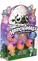 HATCHIMALS Figuras Coleccionables, 5 Figuras Temporada 4
