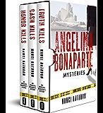 Angelina Bonaparte Mysteries Box Set (Books 1-3) (PI Angelina Bonaparte Crime Thrillers)