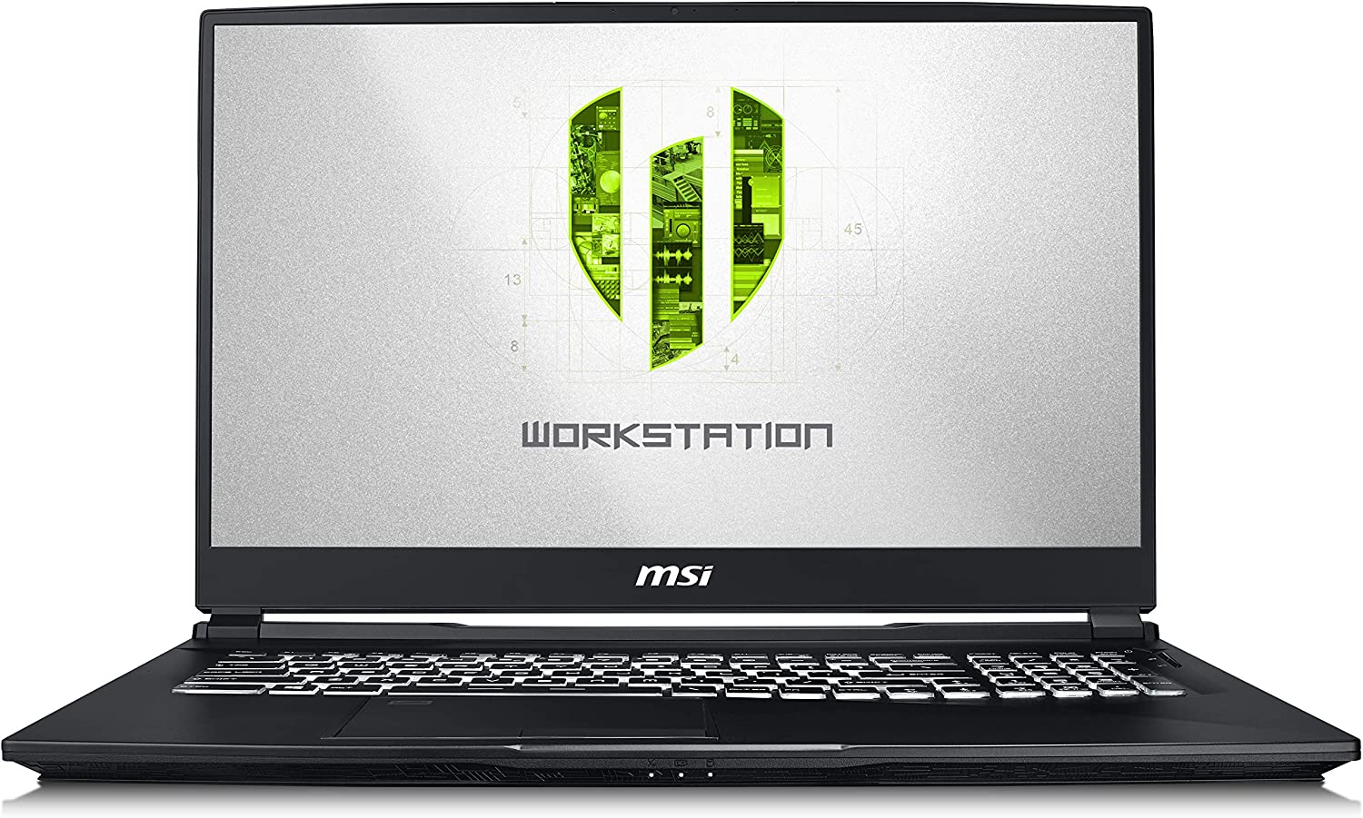 "MSI WE75 9Tk-654 17.3"" Mobile Workstation, Intel Core i7-9750H, NVIDIA Quadro RTX 3000, 32GB, 512G NVMe SSD, Win10 Pro"
