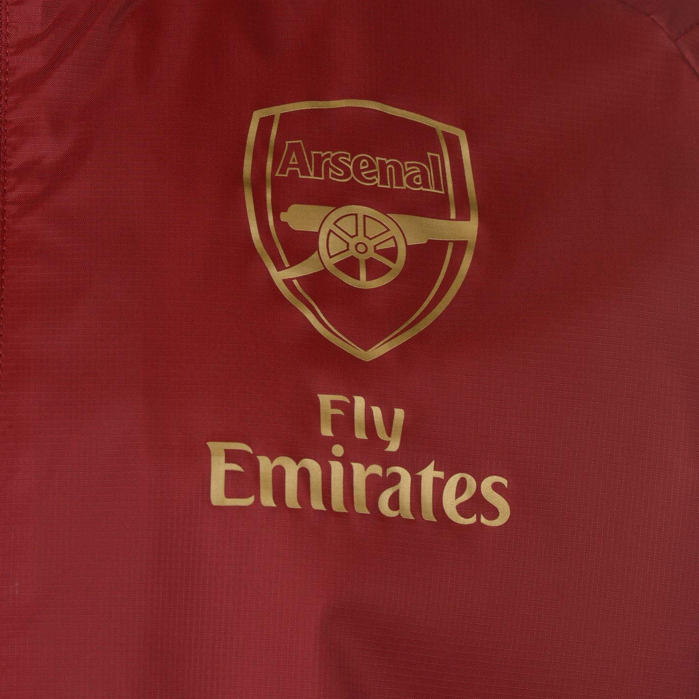 ede2bbef4c23 Puma Mens Arsenal Rain Jacket 2018 2019 Red XL  Amazon.co.uk  Sports    Outdoors