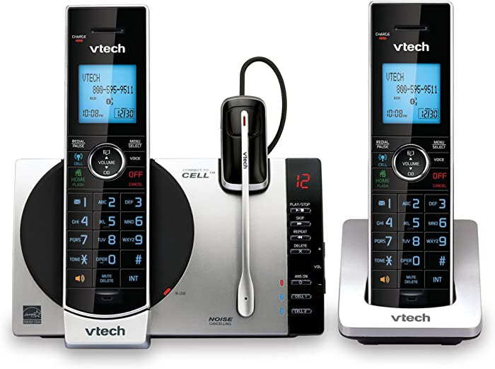 Top 9 Wireless Phones For Home With Headset