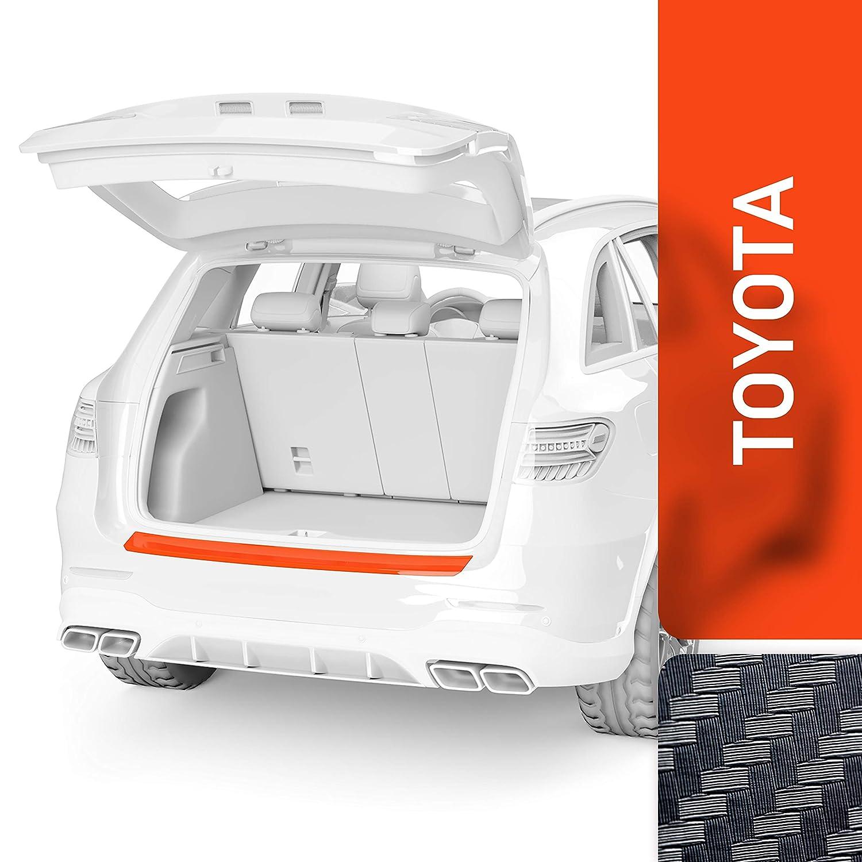 E180 Facelift I 2015-2019 II Pare-Chocs Luxshield Film de Protection pour Seuil de Chargement avec Racloir Professionnel Peinture Carbonique Autocollant Auris Berline 2