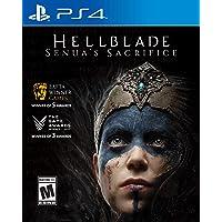 Hellblade: Senua's Sacrifice - PlayStation 4 - Standard Edition