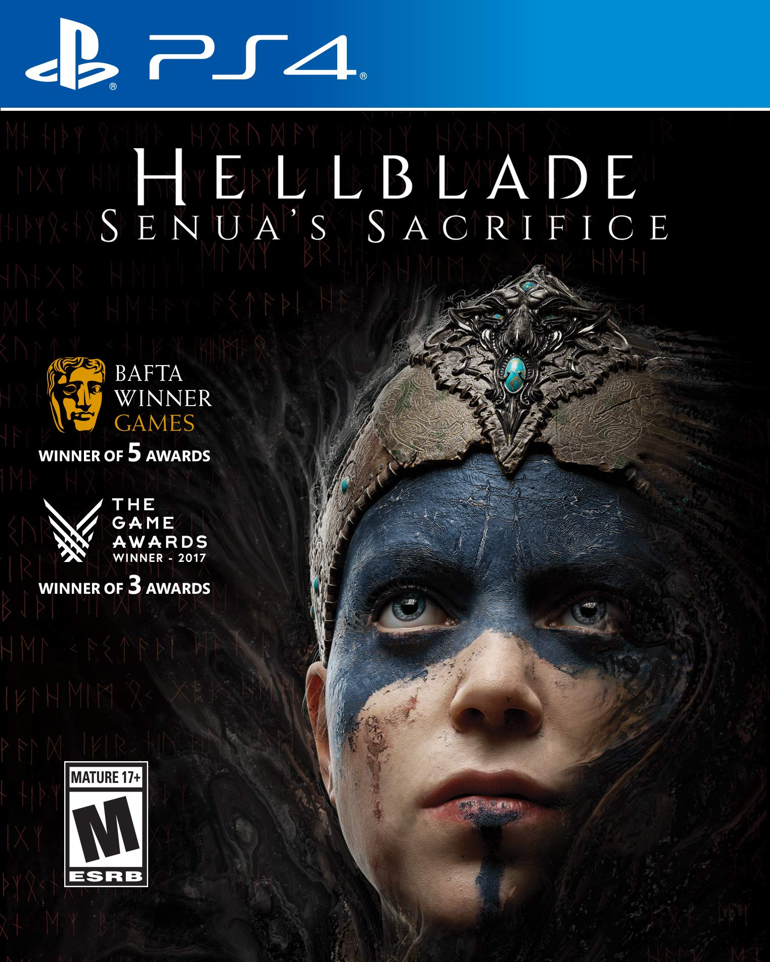 Hellblade: Senua's Sacrifice – PlayStation 4