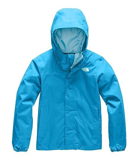 34a59a063 The North Face Kids Girl's Resolve Reflective Jacket (Little Kids/Big Kids)