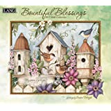 Lang 2017 Bountiful Blessings Wall Calendar, 13.375 x 24 inches (17991001897)