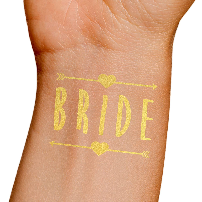 Bachelorette Party Bride Squad Fanny Pack con Tatuaje de Novia ...