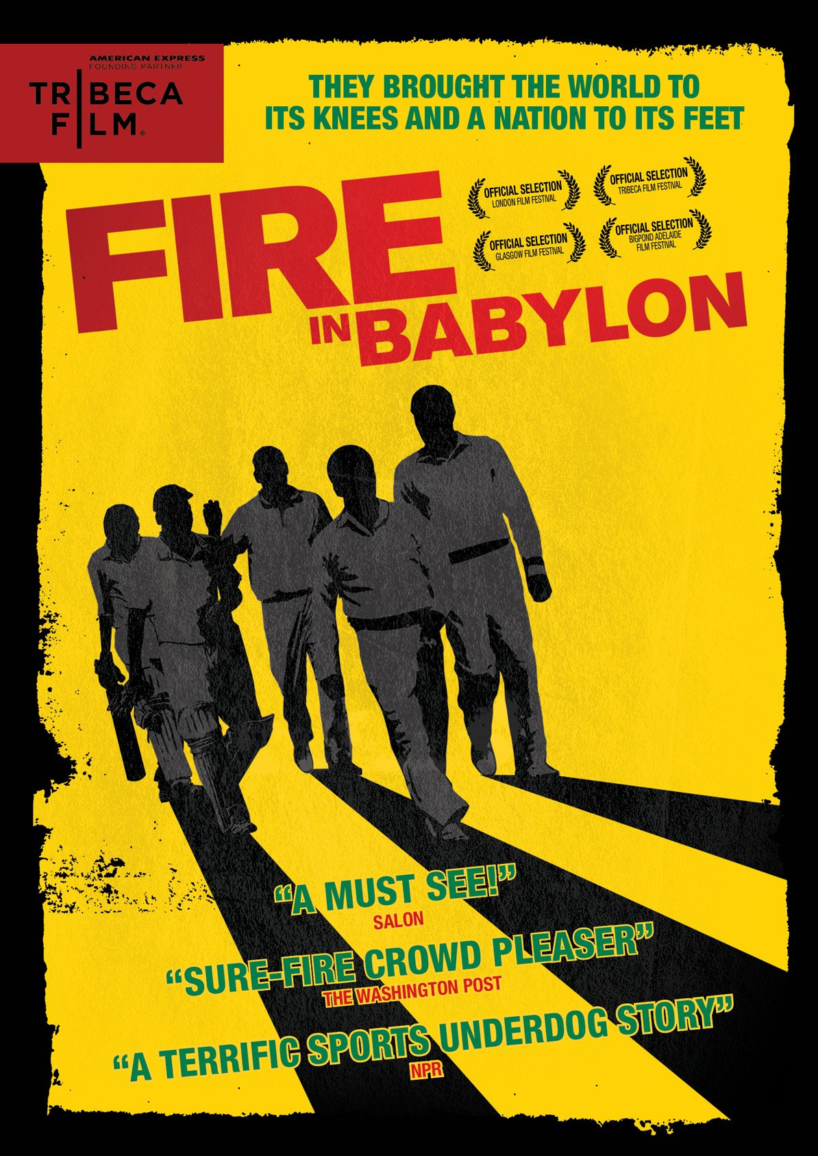 DVD : Fire In Babylon (DVD)