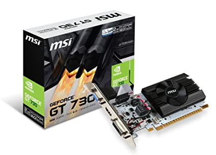 geforce gt 730 driver windows 10 32 bit