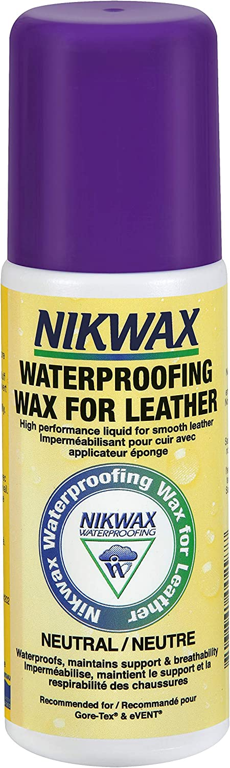 Nikwax Waterproofing Wax for Leather Liquid