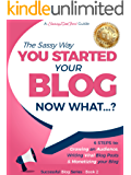 You Started a Blog - Now What....?: 6 Steps to Growing an Audience, Writing Viral Blog Posts & Monetizing your Blog (Successful Blog Series Book 2)