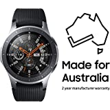 Samsung SM-R800NZSAXSA Smart Watch Galaxy Watch (46mm) Silver (Australian Version) with 2 Year Manufacturer Warranty, Silver