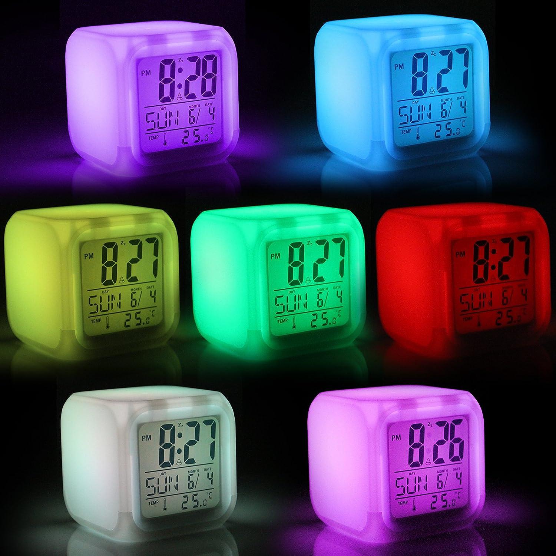81jJtm8%2Bh5L._SL1500_ Elegantes Uhr Mit Temperaturanzeige Dekorationen