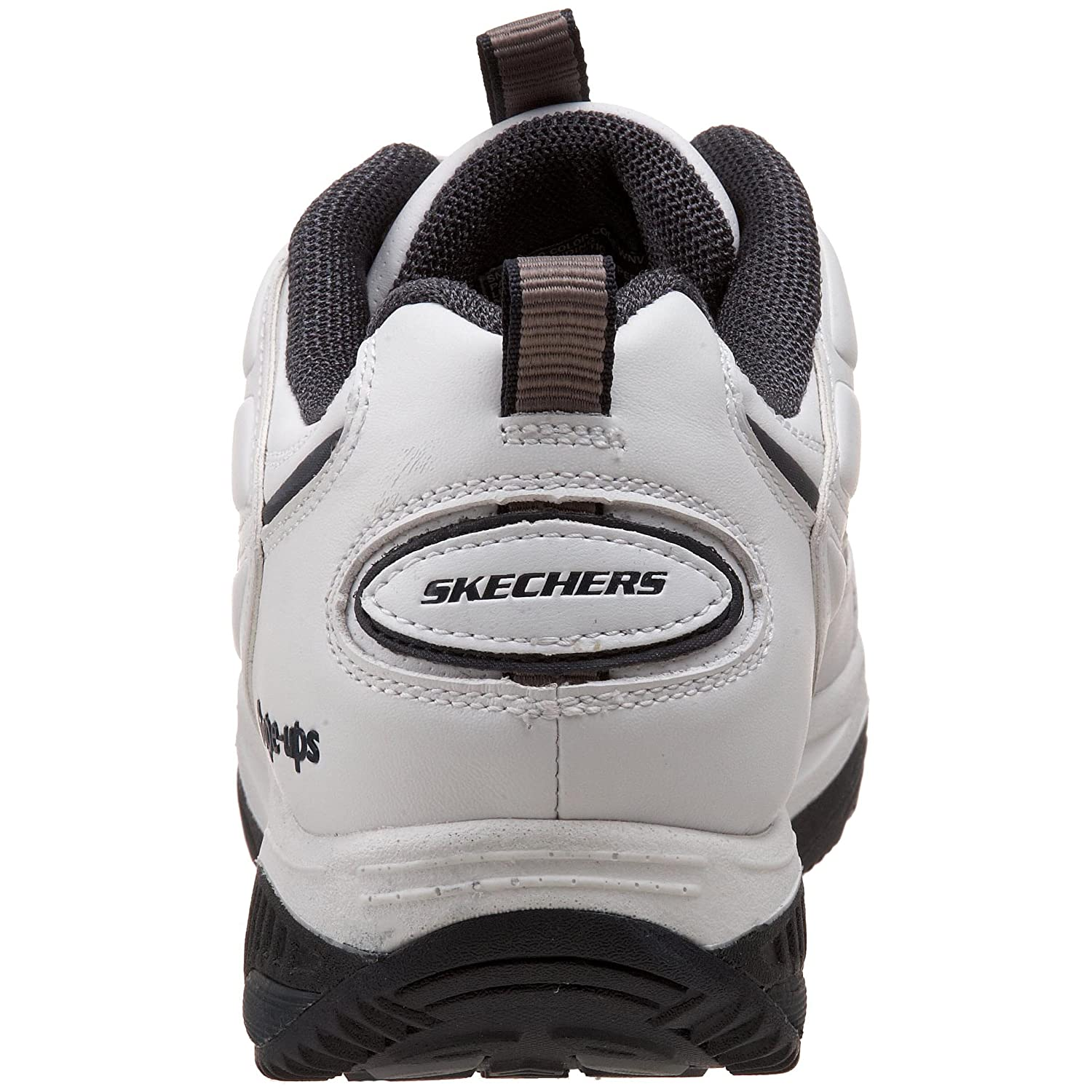 Skechers Shape-up Lavoro Mens Scarpa Velcro htuQECrb3
