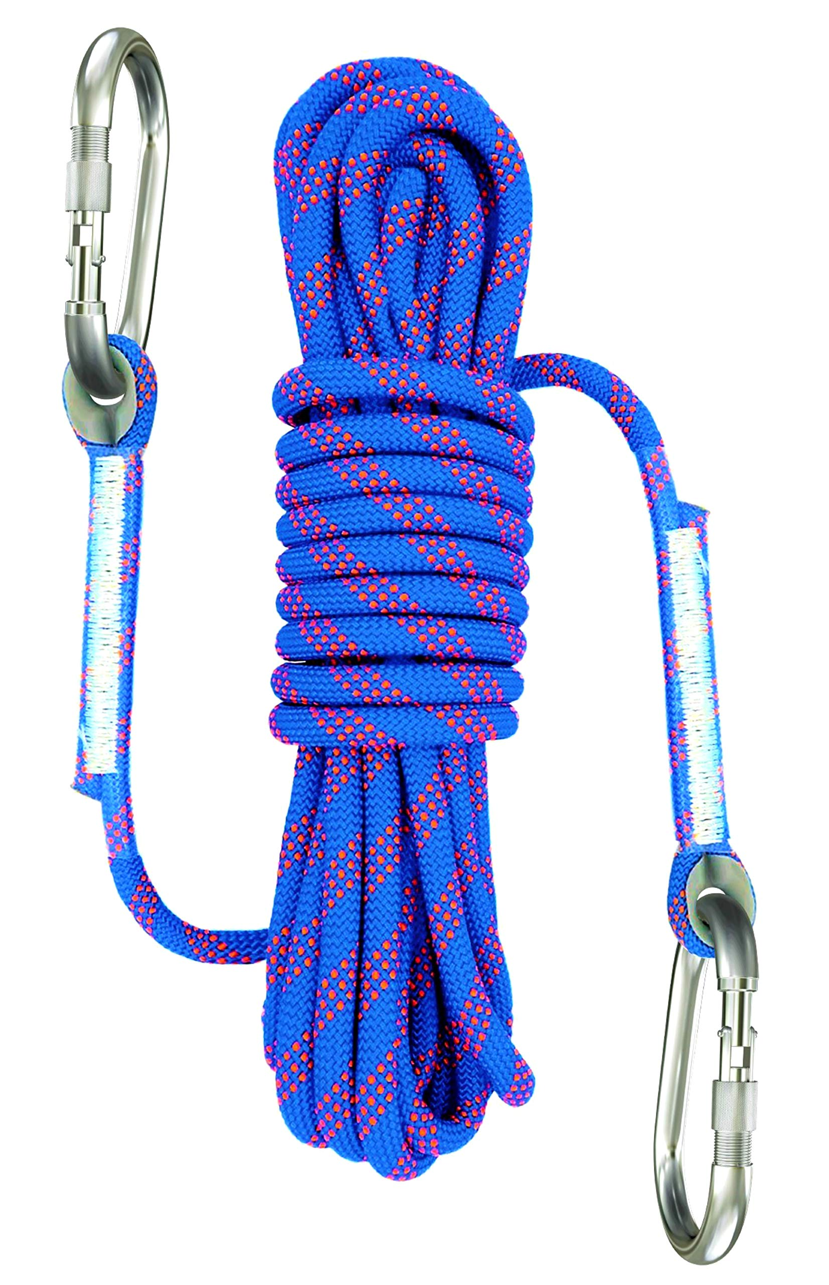 Sunzor Climbing Rope (Blue 2, 33) by Sunzor