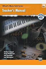 Alfred's MusicTech, Bk 1: Teacher's Guide, Comb Bound Book & CD-ROM (Alfred's MusicTech Series)