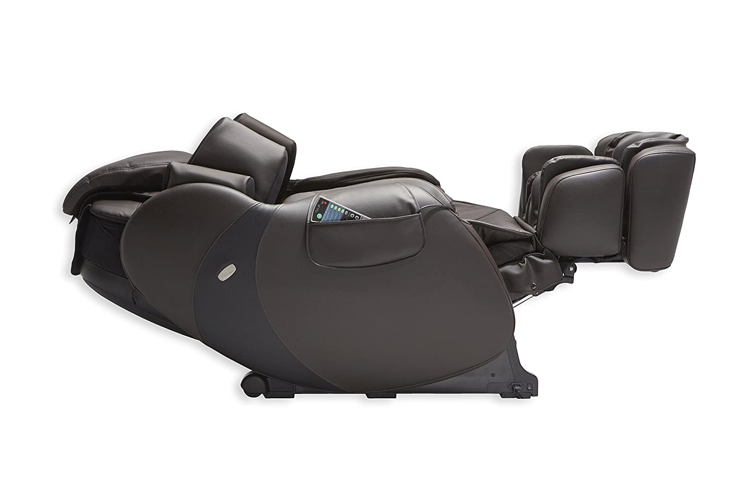 amazoncom inada hcps373 br flex 3s massage chair dark brown health u0026 personal care