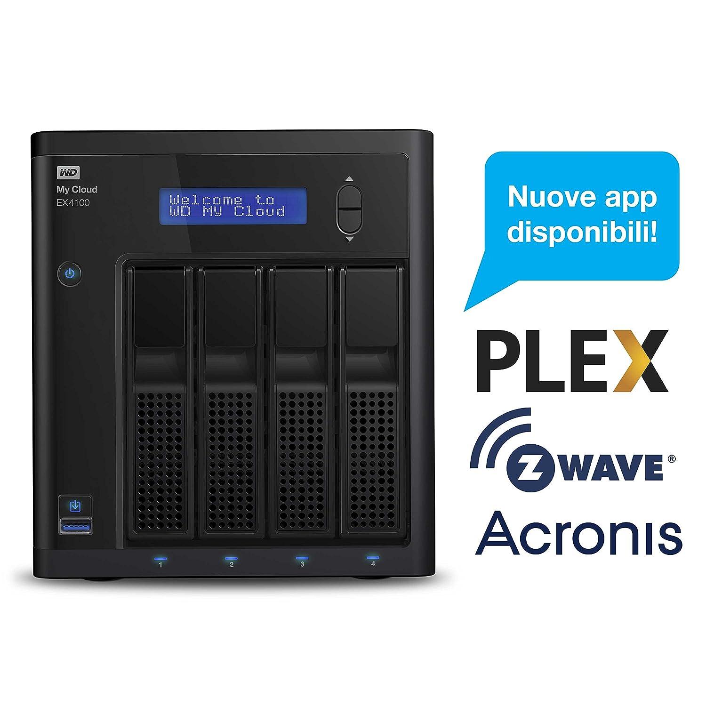 WD 24 TB My Cloud Expert Series EX4100