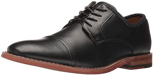 big sale 63b51 56cc5 Call It Spring Men s Gugino Tuxedo Oxford, Black Synthetic, ...
