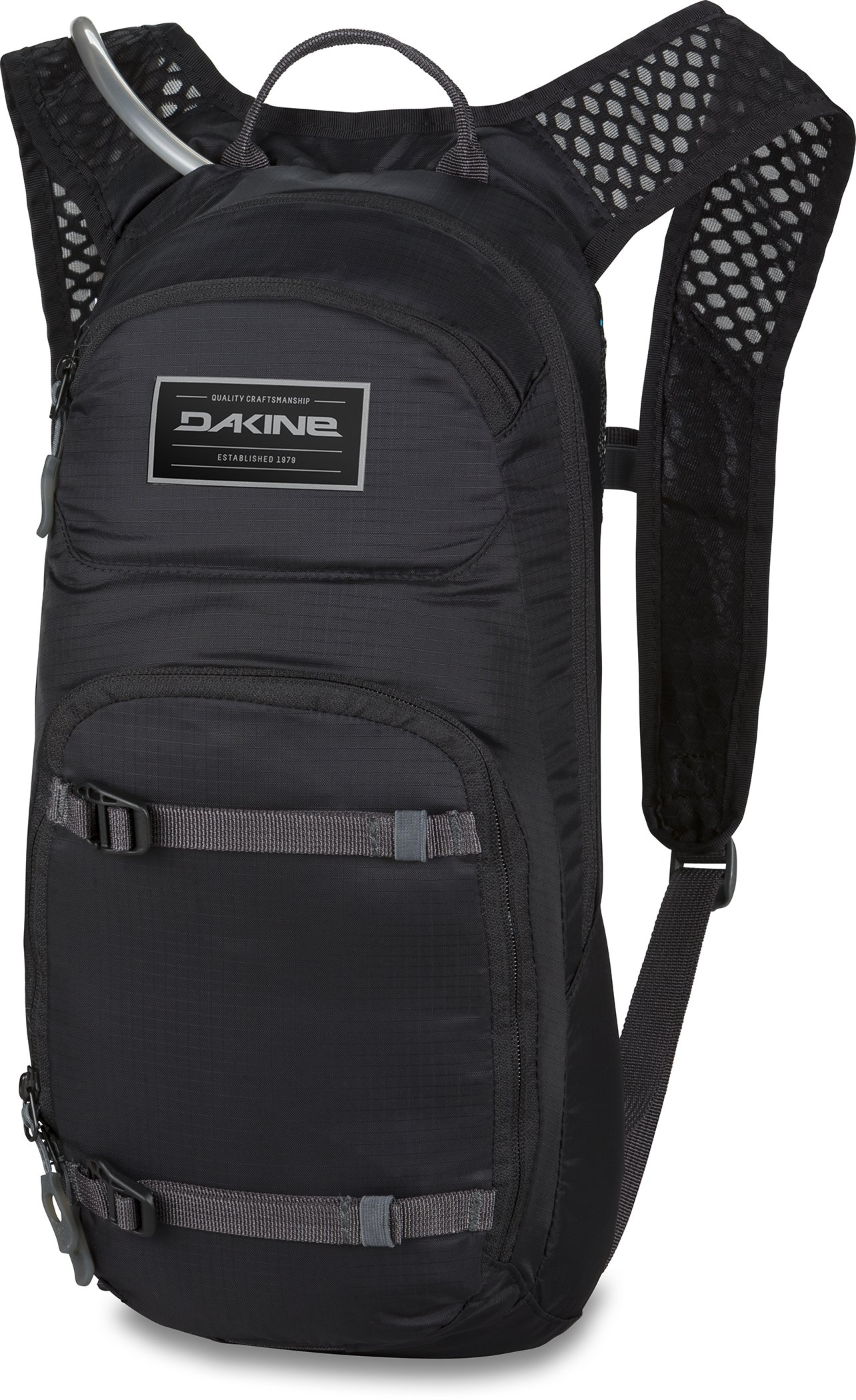 Dakine Men's Session 8L Hydration Backpack, Black, OS by Dakine (Image #1)