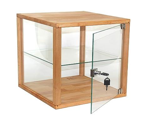 Glatt Neuestes Design Exquisites Design Glasvitrine Groß